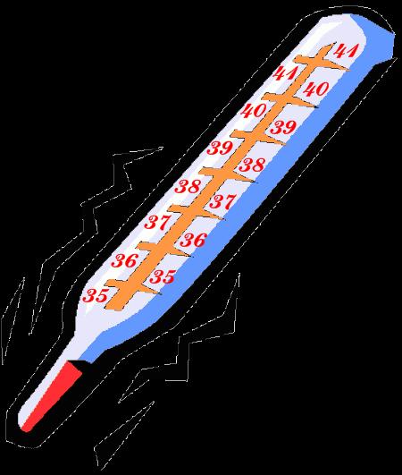 Что делать, если разбился градусник?
