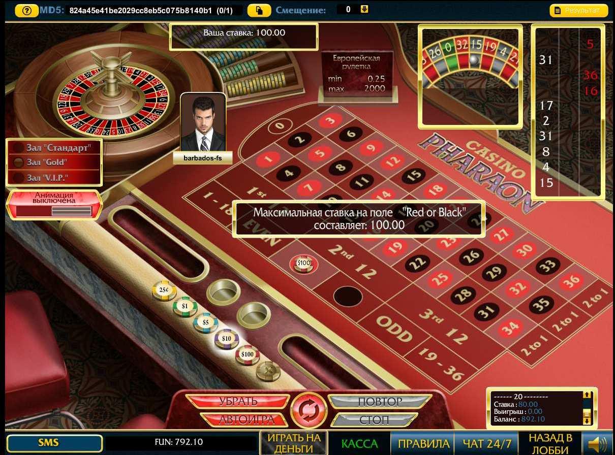 Вакансії в казино pharaon Закон Інтернет казино